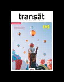Transat le magazine inspiré et inspirant de l'agence Muse